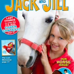 Jack and Jill Magazine for $11.99 for One Year!