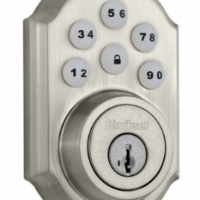 Kwikset Electronic Deadbolt For $89 Shipped