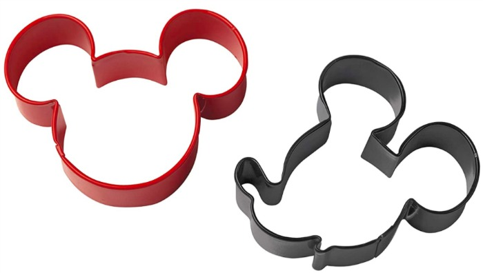 Wilton Mickey Mouse Cookie Cutter Set