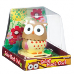 Solar Power Owl Toy For $7.45 Shipped