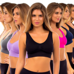 Sports Bras | 6 Pack For $18.99