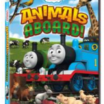 Thomas & Friends: Animals Aboard DVD Review + Giveaway