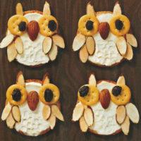 Owl Crackers | Fun Fall Snack