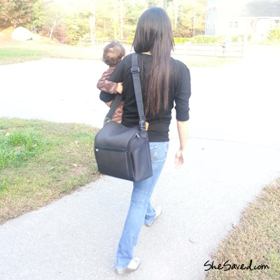 BUILT Baby Collection Review | Convertible Diaper Bag