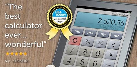 FREE Android App | Calculator Plus