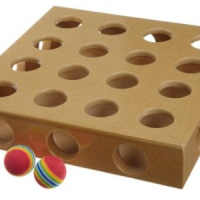 Cat Toy Box For $13.39 Shipped