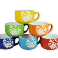 Coffee Mug Set | Set Of 6 As Low As $15.08 Shipped