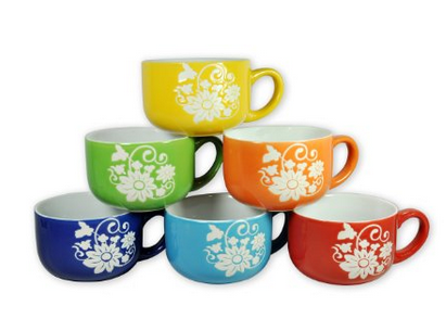 Coffee Mug Set Of 6 For 16 03 Shipped