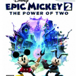 Disney Epic Mickey 2 Wii Game For $9.99