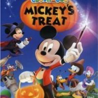 Disney Mickey's Treat DVD For $7.96 Shipped