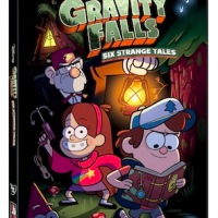 Disney Gravity Falls: Six Strange Tales DVD Review + Giveaway