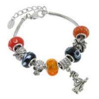 Halloween Charm Bracelet For $14.99 Shipped