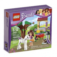 LEGO Friends Olivia Newborn Foal For $8.97 Shipped