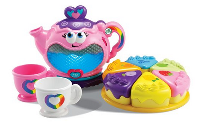 LeapFrog Musical Rainbow Tea Party Role Play