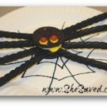 Licorice Spider