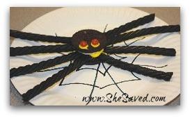 Licorice Spider