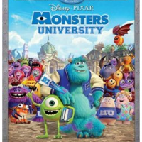 Monsters University (Blu-ray + DVD + Digital Copy) DVD Review