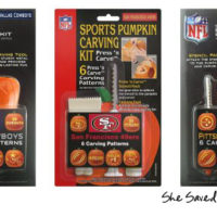 NFL Pumpkin Carving Kits As Low As $6.32