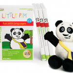 Little Pim Discovery Language Set Review + Giveaway