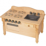 Play Kitchen For $24.78 Shipped
