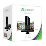 Xbox 360 250GB Kinect Holiday Bundle For $239.99 Shipped