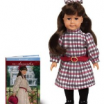 American Girl Samantha Mini Doll For $15 Shipped