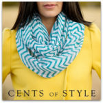 Chevron Infinity Scarves For $7.95 With FREE Shipping
