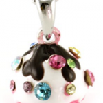Cupcake Pendant For $8.99 Shipped
