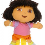 Dora the Explorer Backpack Doll For $11.70 Shipped
