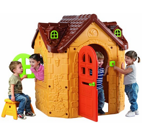 ECR4Kids Fancy Children's Play House