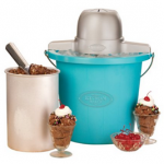 Electric Ice Cream Maker For $19.88 Shipped