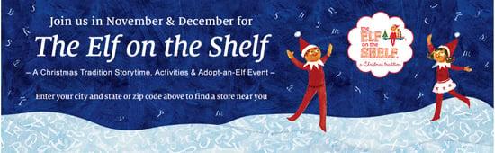 Elf On The Shelf Storytime At Barnes & Noble
