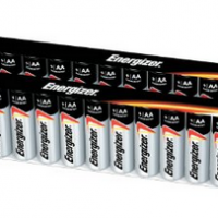 Energizer Max Alkaline Batteries | 34 Pack For $14.99