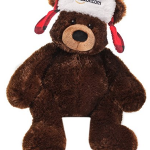 FREE Gund Bear With Toy Purchase
