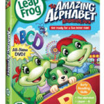 Free LeapFrog The Amazing Alphabet Amusement Park DVD With Purchase