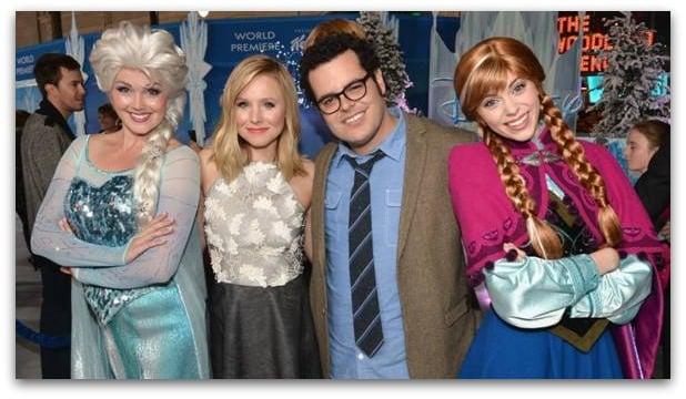 Frozen Premiere 2