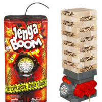 Jenga Boom For $9 Shipped