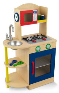 Kidkraft Wooden Kitchen