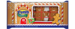 PEEPS® Gingerbread Flavored Men  3ct
