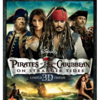 Pirates of the Caribbean On Stranger Tides For $13.33 Shipped