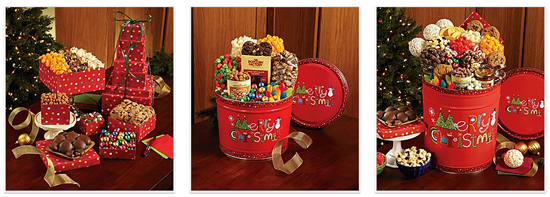 Popcorn Factory Coupon | 30% Off Merry Christmas Collection