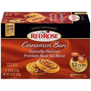 RRT SI Cinnamon Bun