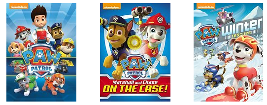 Paw Patrol Movie