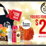 The Body Shop Black Friday Sale | 3 For $30 + Black Friday Tote For $25