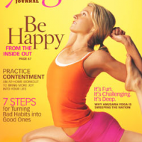 Yoga Journal Magazine for Only $4.99/Year