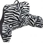 Zebra Bedrest For $19.97 Shipped