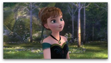 Disney Behind the Scenes: Meet Kristen Bell, the Voice of Anna #DisneyFrozenEvent