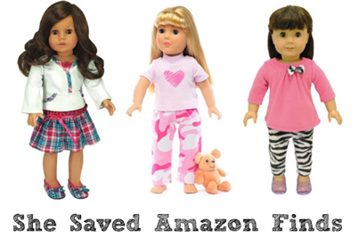 American Girl Doll Style Clothing