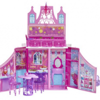 Barbie Mariposa Fairy Princess Playset For $29.74 Shipped