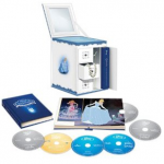 Cinderella Trilogy With Limited Edition Collectible Jewelry Box For $41.99 Shipped